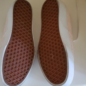 """Vans Shoes - Womens Van  """"off the wall shoes"""""""